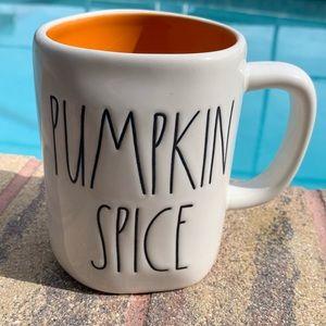 New Rae Dunn Pumpkin Spice Fall Mug
